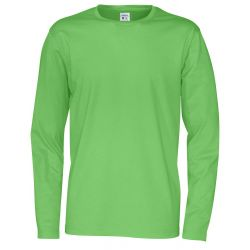 Fairtrade Ekologisk T-shirt Man Long Sleeve