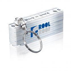 Tumstock nyckelring