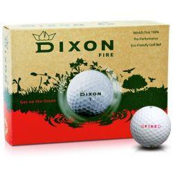 Dixon golfboll fire