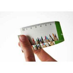 Linjal 20 cm Flexi