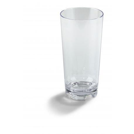 Plastglas Öl/Drinkglas