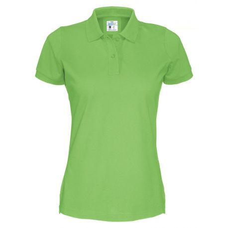 Fairtrade Ekologisk Polo Pikéskjorta Lady