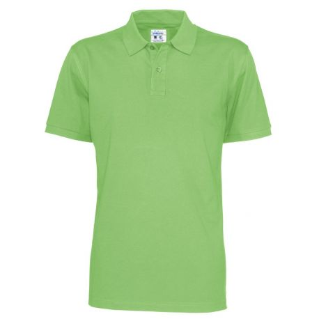 Fairtrade Ekologisk Polo Pikéskjorta Man