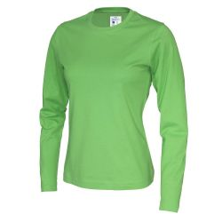 Fairtrade Ekologisk T-shirt Lady Long Sleeve