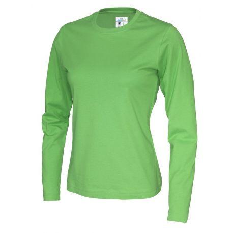 Fairtrade Ekologisk T-shirt Lady Long Sleeve