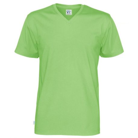 Fairtrade Ekologisk T-shirt Man V-neck