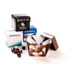 Chokladdragerade Mandlar