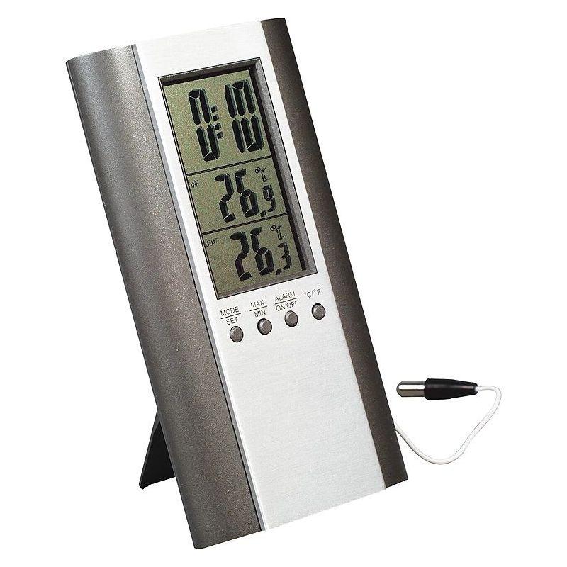 Tellus Termometer med tryck - Fri Frakt   Schablon  6535523818613