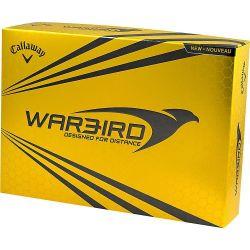 Golfboll Callaway Warbird
