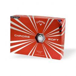 Golfboll Callaway Chrome Soft