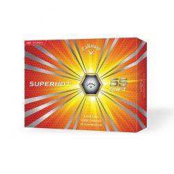 Golfboll Callaway Superhot 55