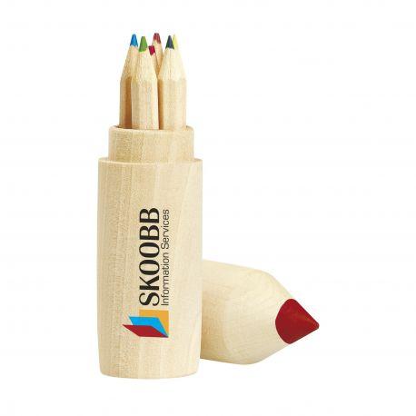 ColourWoody Färgpennor