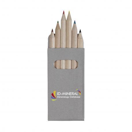 Kit med 6 färgpennor