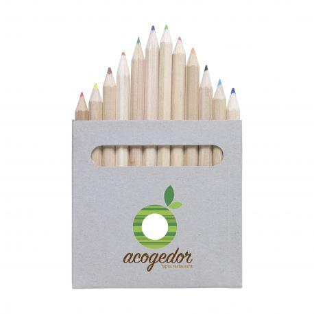 Kit med 12 färgpennor
