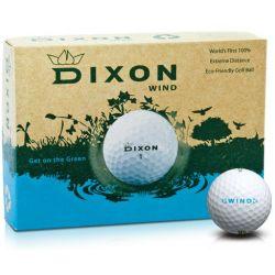 Dixon golfboll wind