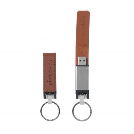 USB-minne LeatherLuxe
